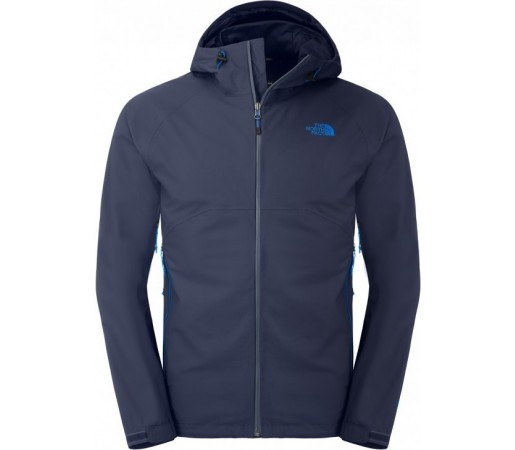 Geaca The North Face M Stratos Albastru