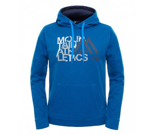 Hanorac The North Face M MA Graphic Surgent Hoodie Albastru