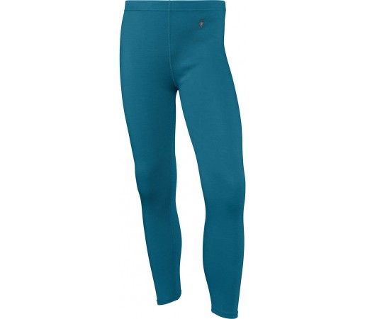Pantaloni Corp SmartWool Kids Bottom Deep Sea