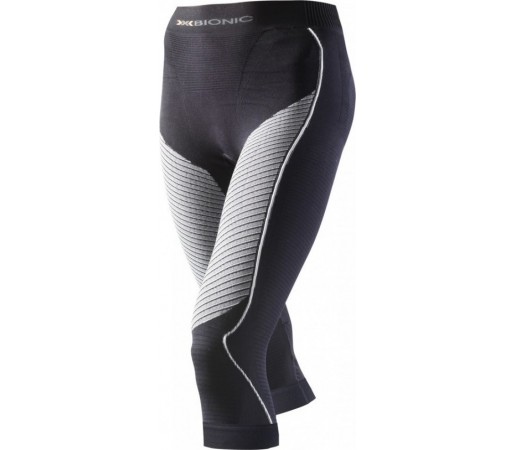 Pantaloni X-Bionic Running Lady OW Medium Black/Anthracite