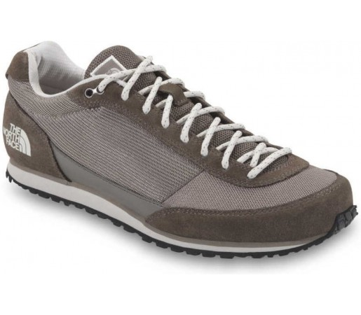 Incaltaminte The North Face Scend Leather Men Kaki Brown