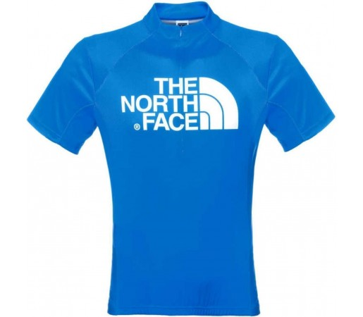 Tricou The North Face Trail King Albastru