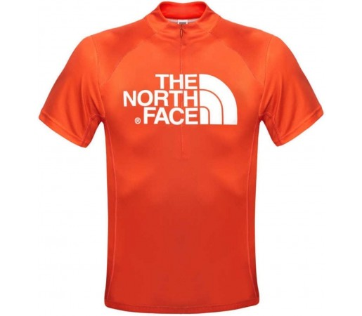 Tricou The North Face Trail King Rosu