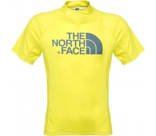 Tricou The North Face Trail King Lime