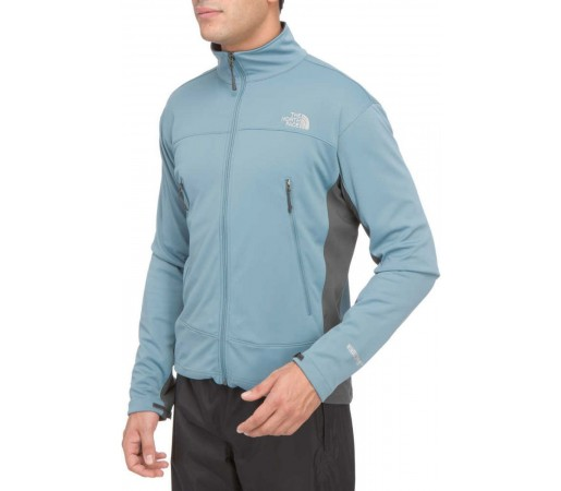 Geaca The North Face M Cipher Albastru/Gri