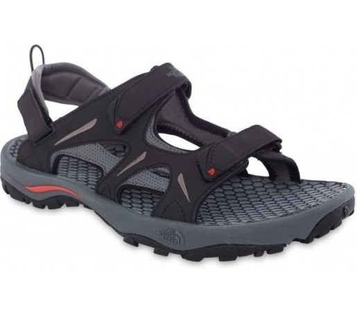 Sandale The North Face M Hedgehog Sandal  Negru/ Rosu