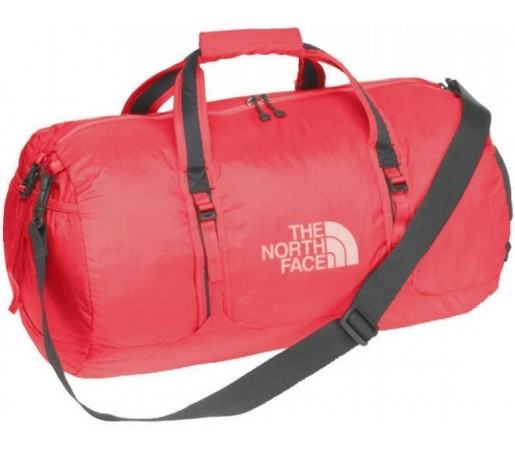 Geanta The North Face Flyweight Duffel L Rosu
