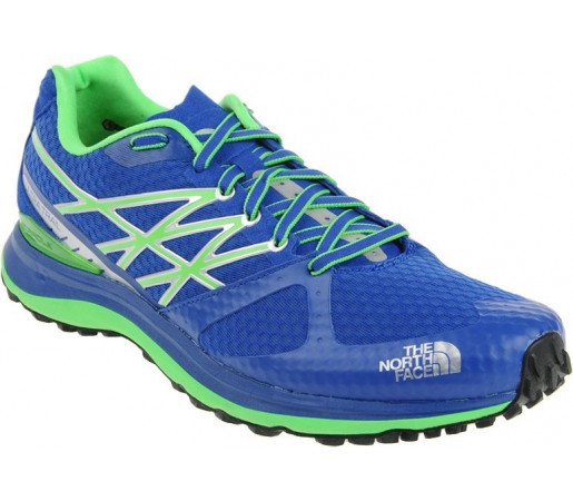 Incaltaminte The North Face Ultra Trail Blue- Green
