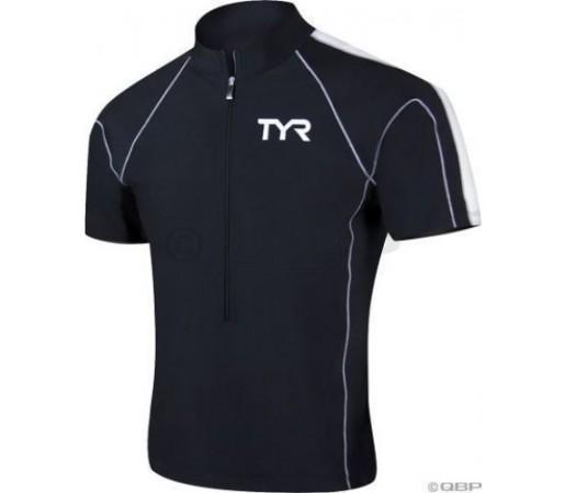 Tricou Tyr M Cycling Jersey negru/alb 2013