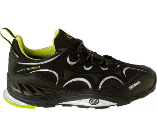 Pantofi Sport Tecnica Wasp Low GTX MS Negru/Argintiu