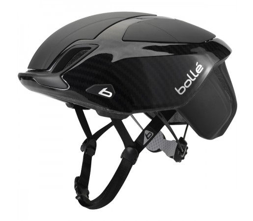 Casca ciclism Bolle The One Road Premium Neagra/ Carbon