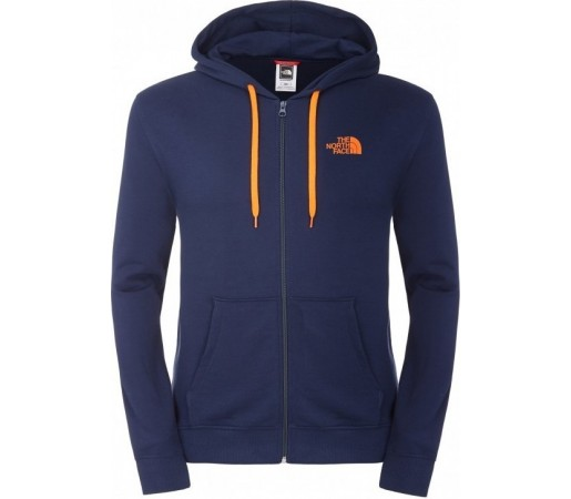 Hanorac The North Face M Open Gate Fzhood Light Albastru