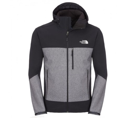 Hanorac The North Face Apex Bionic M Negru/Gri