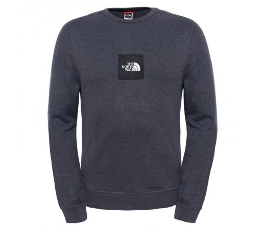 Bluza The North Face Fine Crew Sweat M Gri