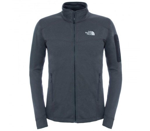 Polar The North Face M Hadoken Full Zip Gri