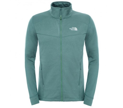 Polar The North Face M Hadoken Full Zip Verde