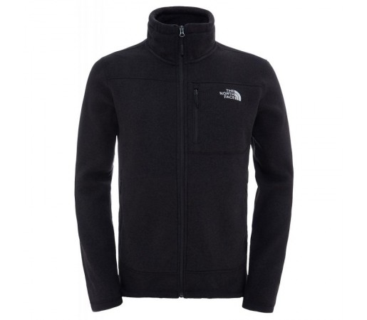 Polar The North Face M Gordon Lyons Full Zip Negru