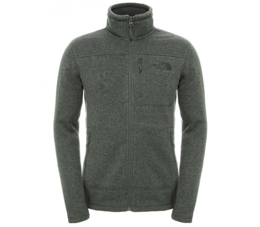 Polar The North Face M Gordon Lyons Full Zip Verde