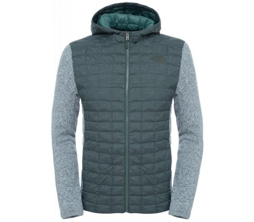 Hanorac The North Face M Thermoball Gordon Lyons Verde/Gri