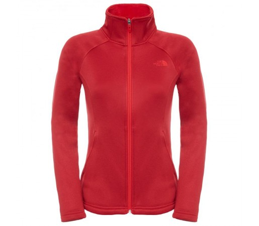 Bluza The North Face W Agave Full Zip Rosie