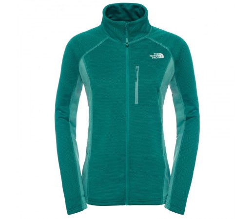 Bluza Polar The North Face W Superflux Verde