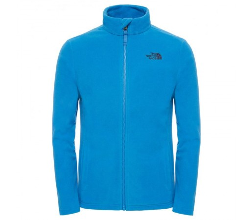 Polar The North Face Y Snowquest Full Zip Albastru