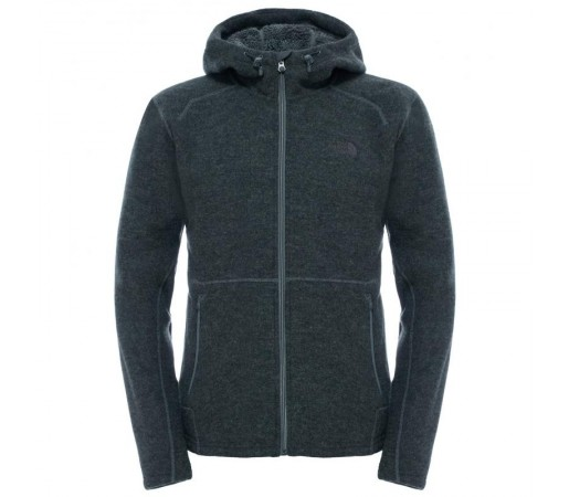 Hanorac The North Face M Zermatt Ful Zip Gri