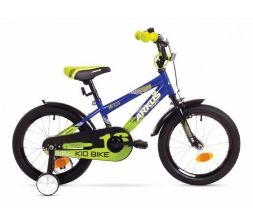 Bicicleta copii Arkus Tom 16 R Albastru/Verde 2016