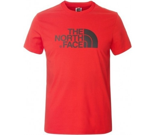 Tricou The North Face M S/S Easy Rosu