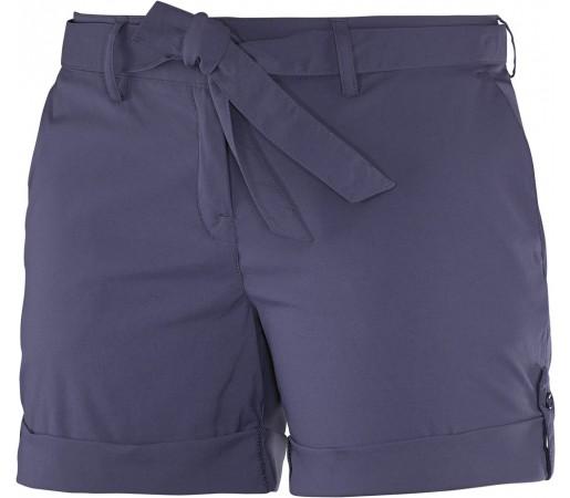 Pantaloni scurti Salomon Traveler Short W Violet