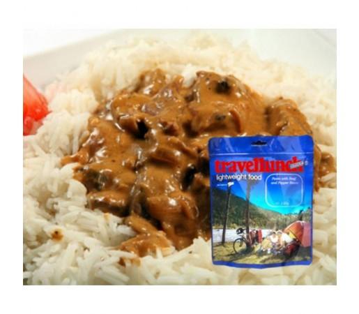 Aliment Travellunch Stroganoff de vita