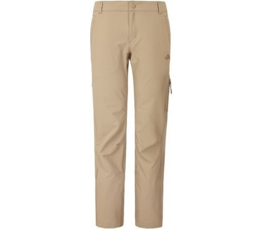 Pantaloni The North Face W Trekker Maro