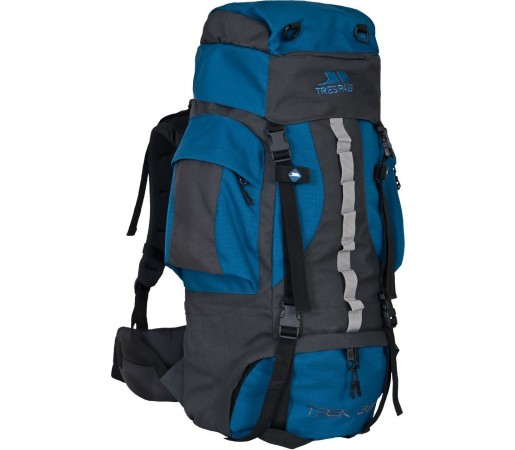 Rucsac Trespass Trek 66 Mallard/Blue