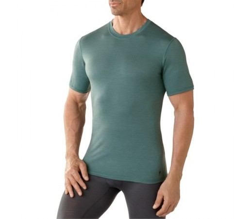 Tricou Smartwool M Nts 150 Verde