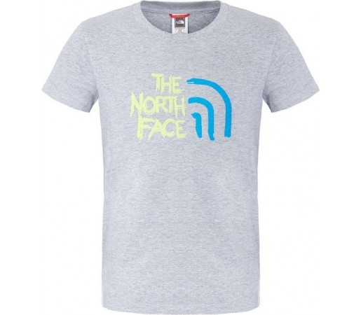 Tricou The North Face B S/S Cotton Gri