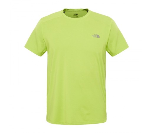 Tricou The North Face M Kilowatt S/S Crew Verde