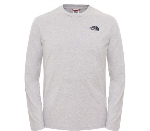 Tricou The North Face M L/S Ice Climber Gri