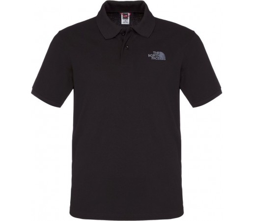 Tricou The North Face M Polo Piquet Negru