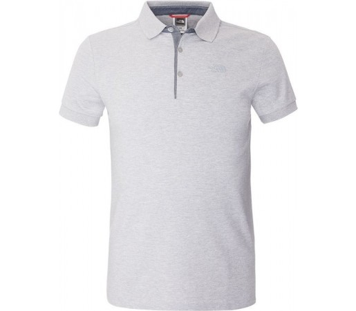 Tricou The North Face M Premium Polo Piquet Gri