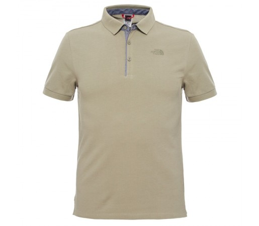 Tricou The North Face M Premium Polo Piquet Maro