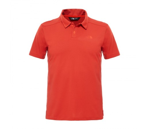 Tricou The North Face M Radial Polo Rosu