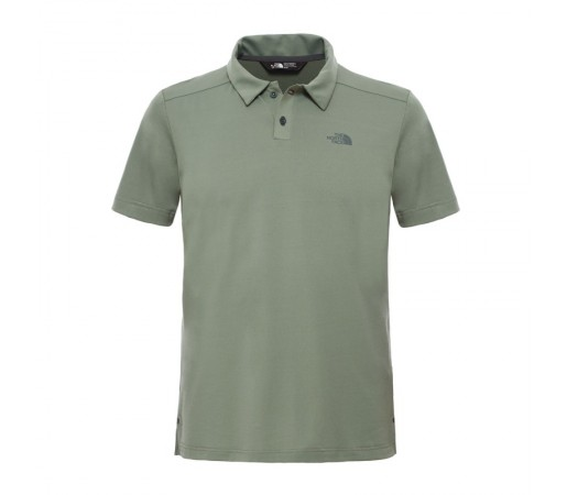 Tricou The North Face M Radial Polo Verde