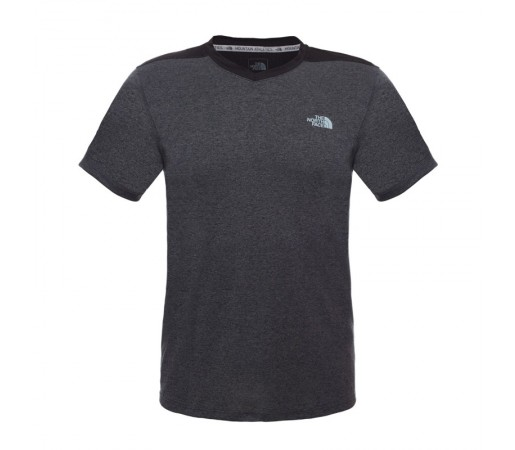 Tricou The North Face M Reactor S/S Gri/Negru