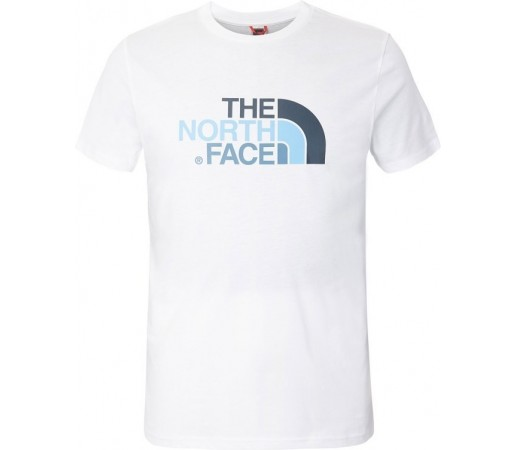 Tricoul The North Face M S/S Easy Alb