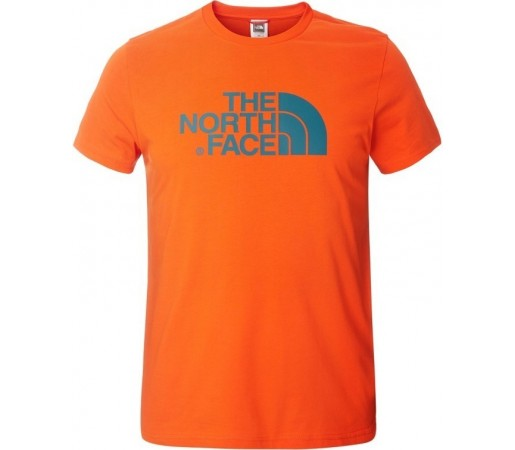Tricoul The North Face M S/S Easy Portocaliu