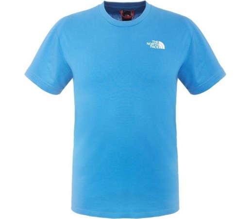 Tricou The North Face M S/S Redbox Tee Albastru