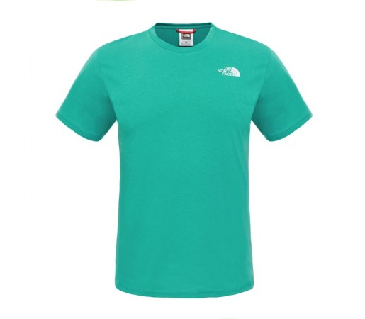 Tricou The North Face M S/S Simple Dome Verde