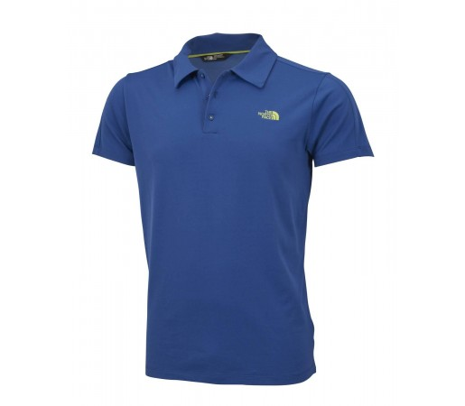 Tricou The North Face M Tech Polo Albastru