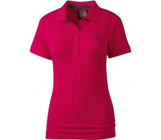 Tricou Crew Clothing Classic Polo W's BrightRose