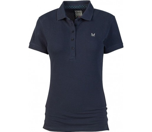 Tricou Crew Clothing Classic Polo W's Navy